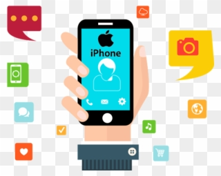 460-4606997_iphone-app-develop-iphone-app-development-clipart